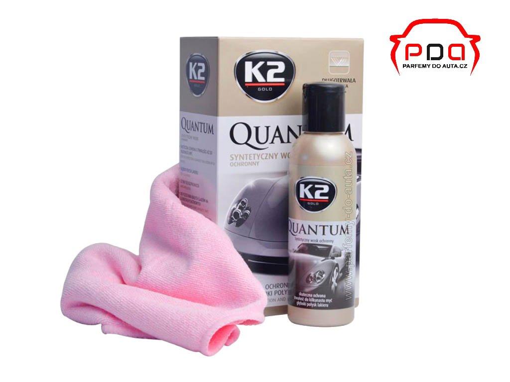 K2 Quantum vosk na lak automobilu