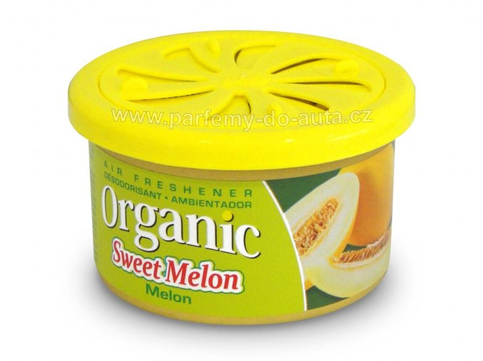 L&D Organic Sweet Melon Sladký meloun