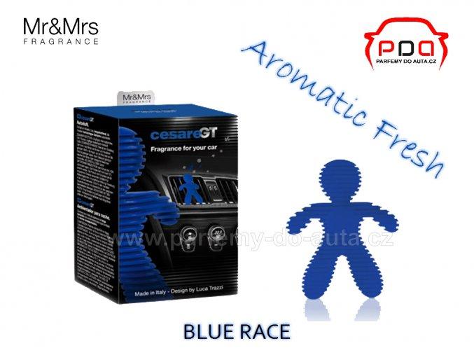 Cesare GT Blue Race - Aromatic Fresh