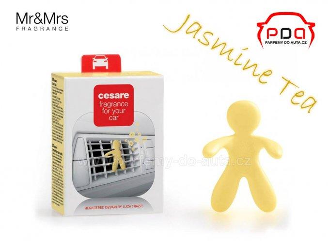 Panáček Cesare Jasmine Tea žlutý v krabičce 1024opt