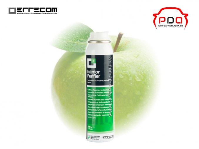 IP čistič klimatizace automobilu s vůní Zeleného Jablka