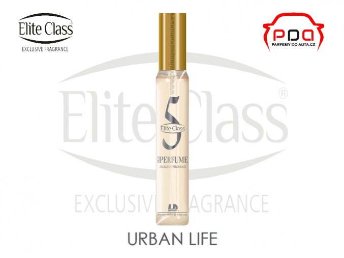 Elite Class No.5 Urban Life parfém do auta