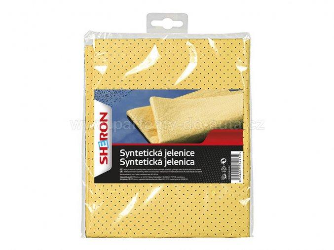 Jelenice syntetická Sheron na auto
