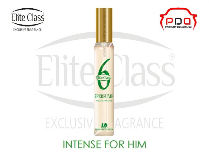 Elite Class No.6 Intense for Him parfém do auta