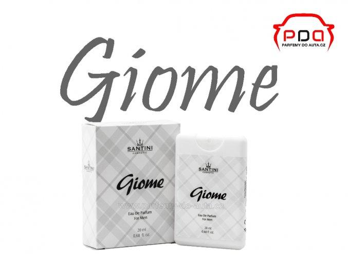 Santini Giome 20ml vzorek pánského parfému
