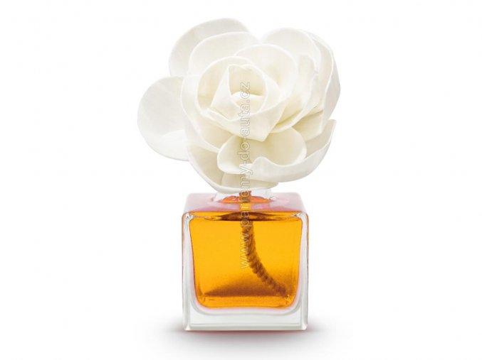 Difuzér květina oranžová Bloom at Home Esoteria bytová vůně květina od NATURAL FRESH