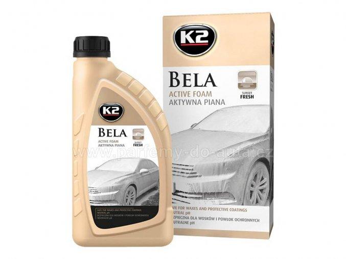 Bela K2 aktivní pěna pH neutrální na mytí automobilu a dodávek