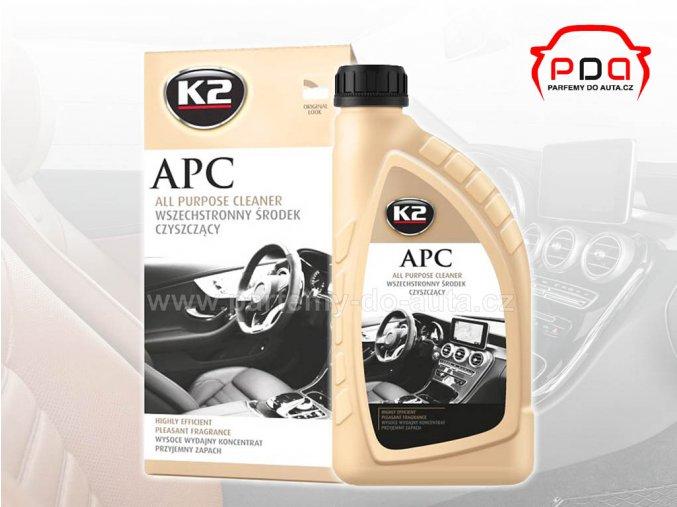 K2 APC pH neutrální univerzální čistič pro automobily