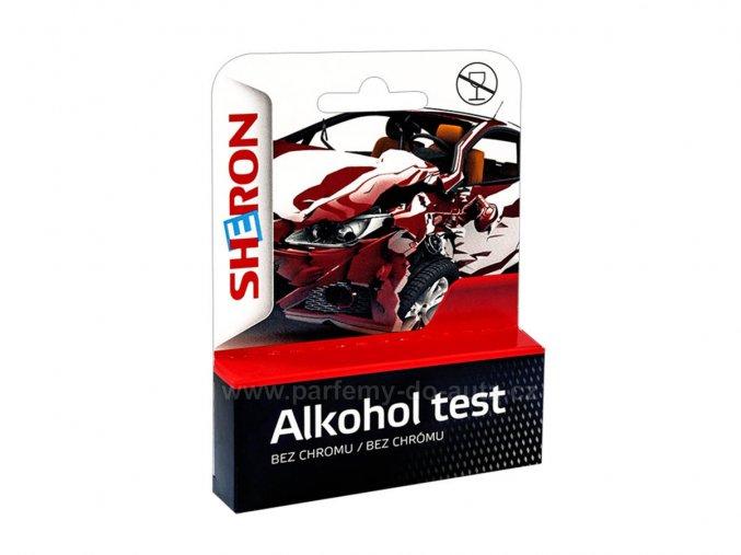 Alkohol tester Sheron pro řidiče jednorázový