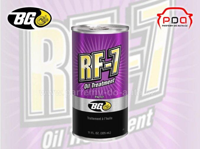 BG 107 RF 7 aditivum pro obnovu výkonu a snížení spotřeby oleje 1