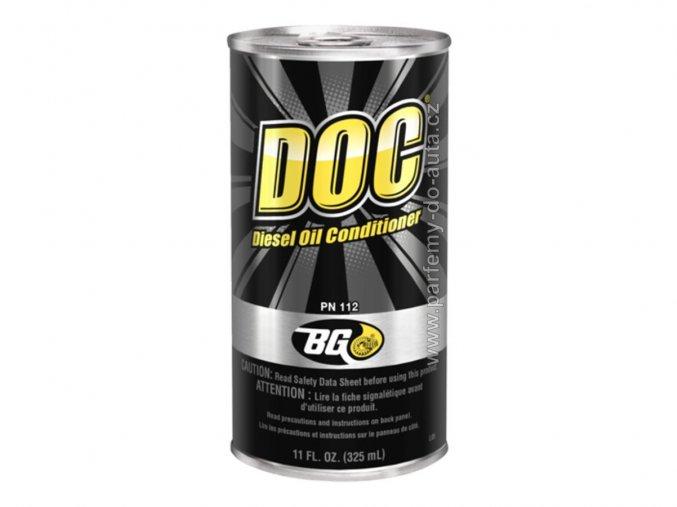BG 112 DOC Diesel Oil Conditioner aditivum do oleje naftových motorů z USA