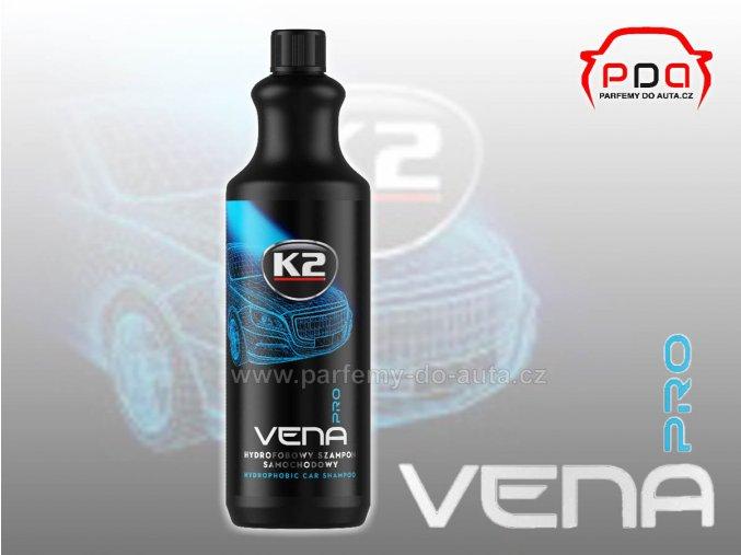 K2 Vena Pro 1L hydrofóbní autošampón pro detailing