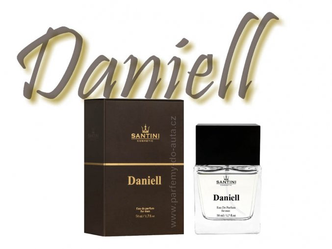 Daniell Santini Cosmetic 50ml parfém pro muže