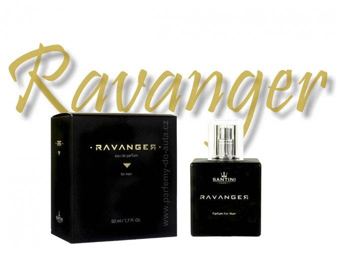 Ravenger pánský parfém 50ml Santini Cosmetic