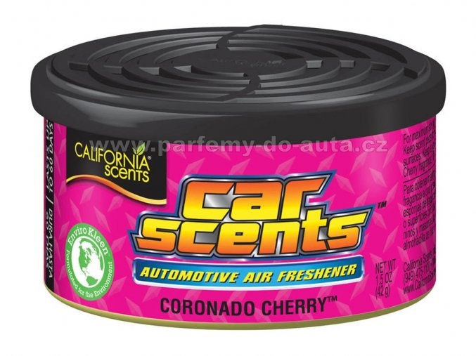 California Car Scents Višeň Cherry