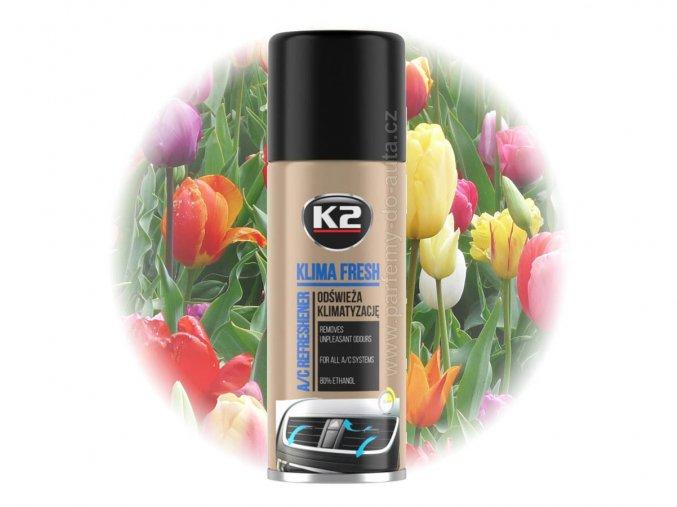 čistič klimatizace K2 Klima Fresh Flower květiny 150ml