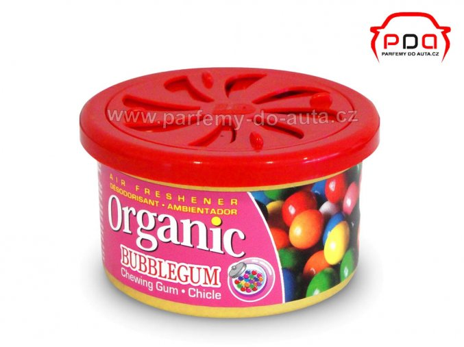 L&D Organic Bubblegum - Žvýkačka