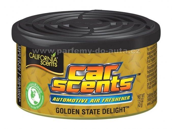 California Car Scents Gumoví medvídci Golden State delight