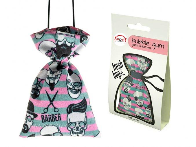 Fresh Bags BARBER Bubblegum pytlík ReadySteady