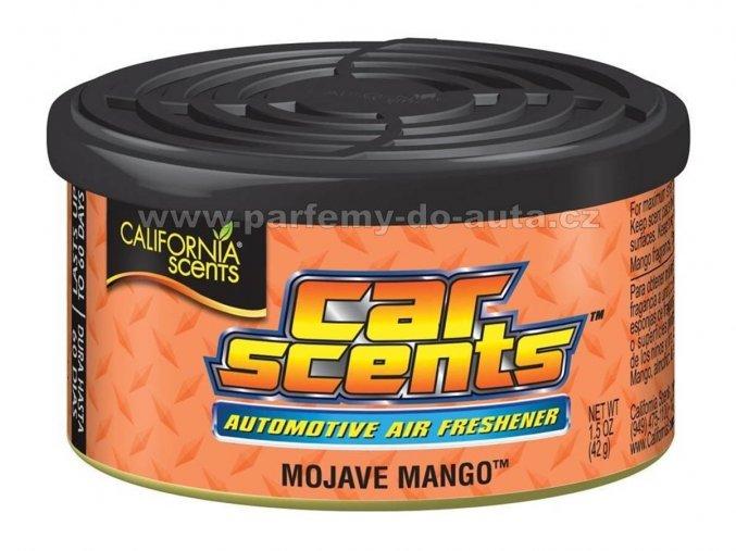 California Car Scents Mango California