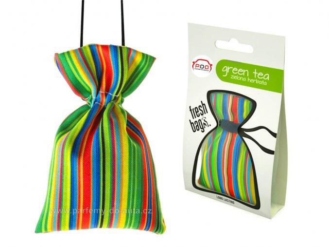Fresh Bags ETNO Green Tea pytlík ReadySteady