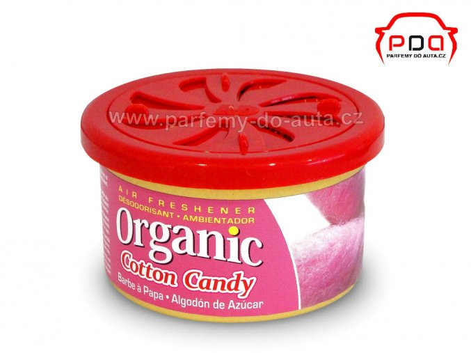 L&D Organic Cotton Candy - Cukrová vata