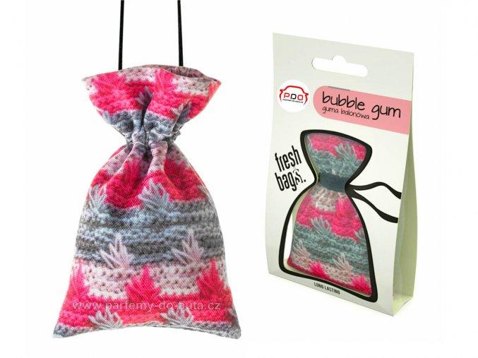 Fresh Bag WOOL Bubblegum pytlík ReadySteady