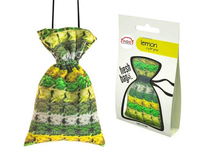 Fresh Bag WOOL Lemon pytlík ReadySteady