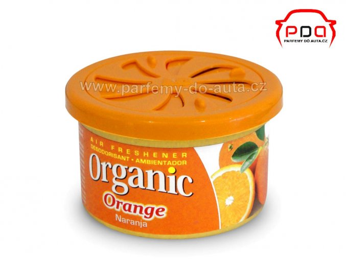 L&D Organic Orange - Pomeranč