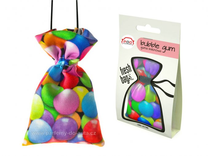 Fresh Bags REAL Bubblegum pytlík ReadySteady