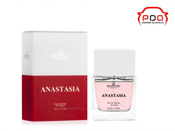 Santini Anastasia - dámský parfém inspirován vůní Yves Saint Laurent Elle