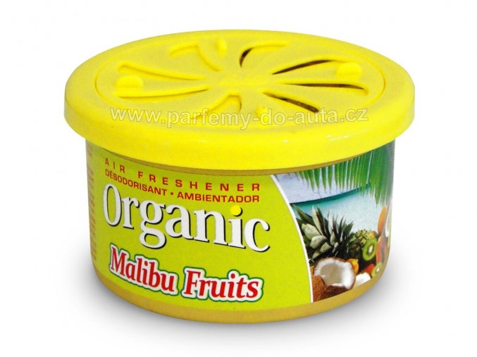L&D Organic Malibu Fruits Tropické ovoce