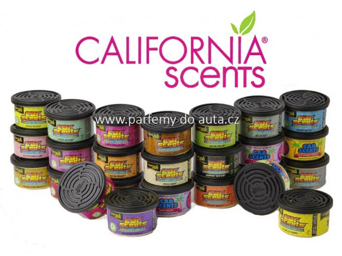 California Car Scents Newport New Car PDA 1024x768