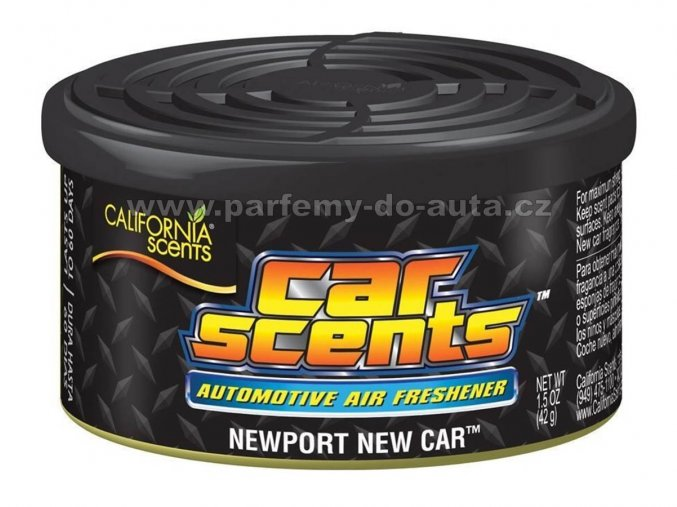 California Car Scents Nové Auto New Car