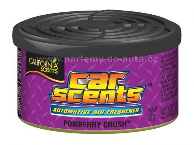California Car Scents Ovocná bomba Pomberry Crush