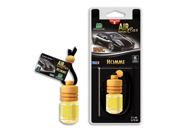 LD Little Bottle Car Perfume HOMME parfém do auta