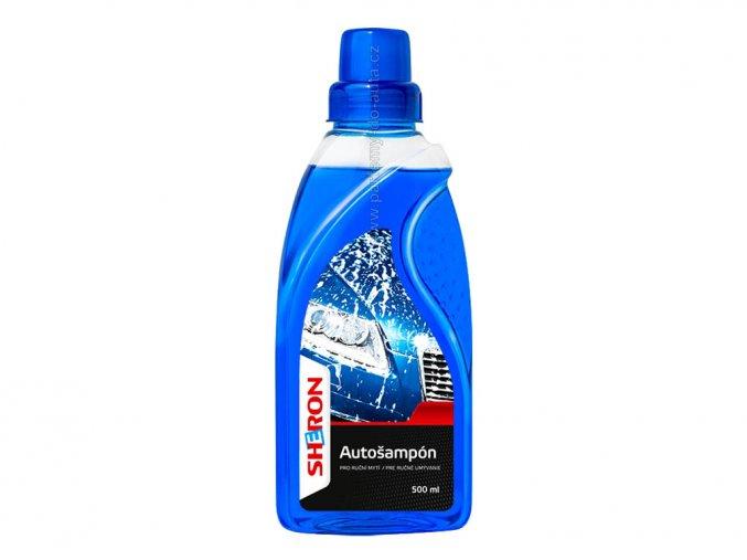 Autošampón Sheron 500ml pro ruční mytí auta