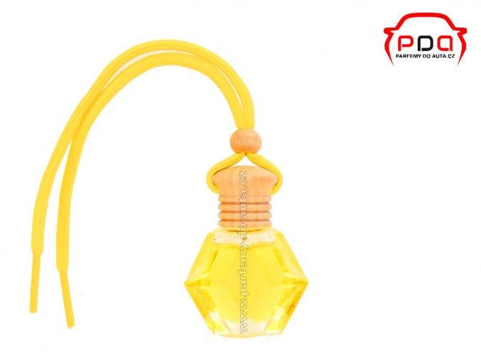 Power Air Diamond Dust Vanilka - Vanila žlutá