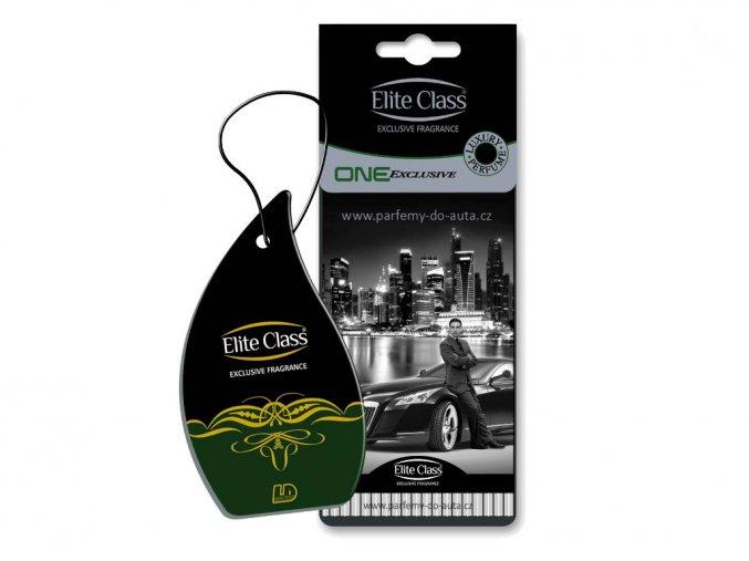 Elite Class One Exclusive závěsný parfém do auta