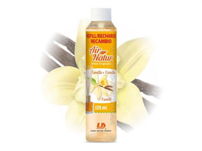 Náhradní náplň do difuzéru Air Natur Vanilka Vanilla LD Aromaticos