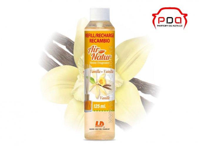 Náhradní náplň do difuzéru Air Natur Vanilka Vanilla L&D Aromaticos