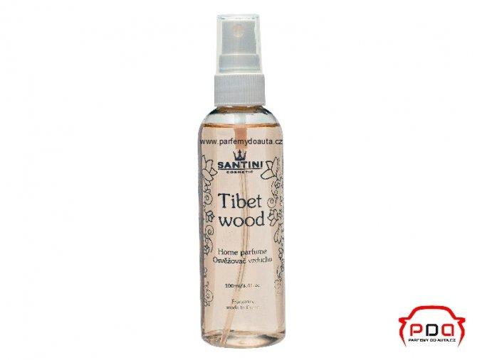 Bytový osvěžovač Santini Tibet Wood - Tibetské dřevo