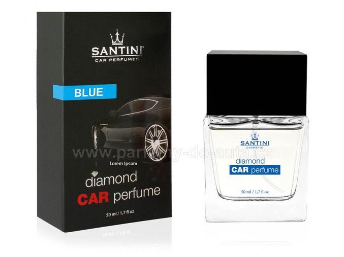 Santini Diamond Blue  - Akce 1 + 1