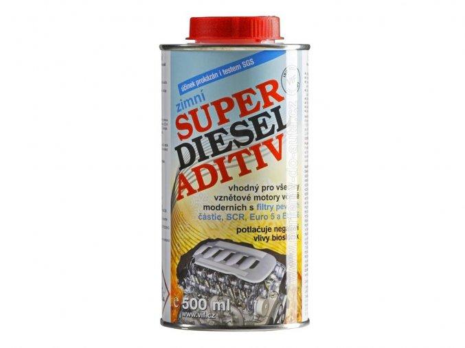 VIF Super Diesel Aditiv Zimní nejlepší české aditivum