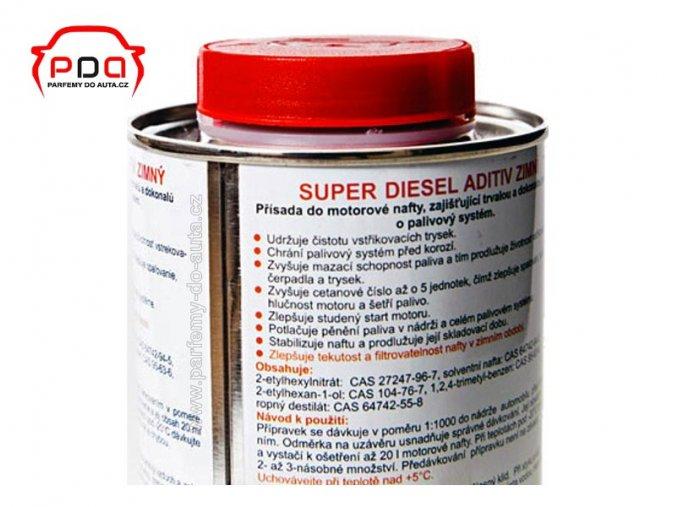 VIF Super Diesel Aditiv Zimní