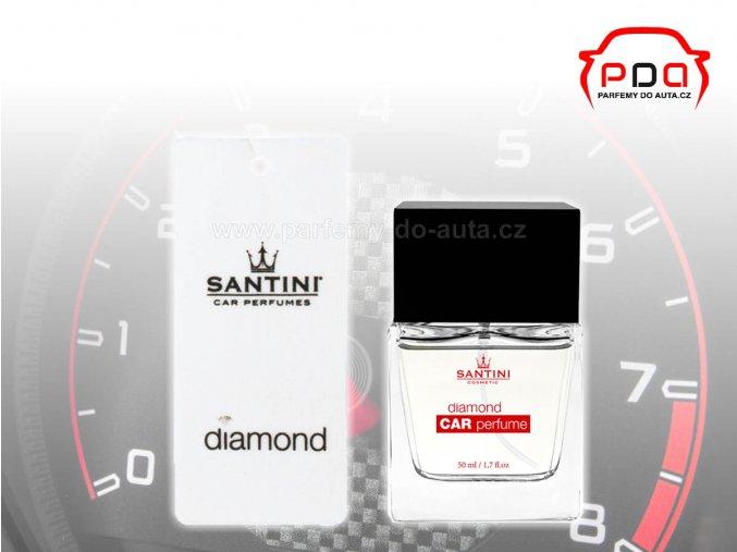 Santini Diamond Red  - Akce 1 + 1