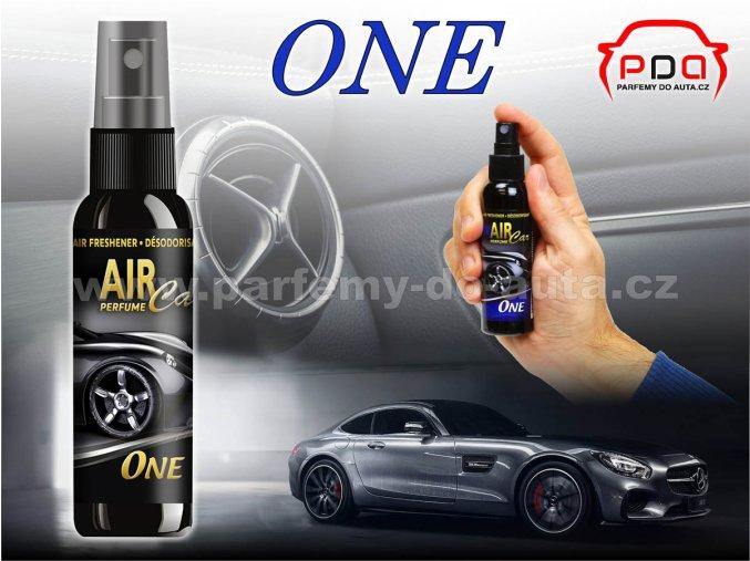 Parfém luxusní vůně do auta Air Car Perfume One CK one