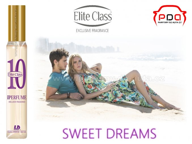 Elite Class No.10 SWEET DREAMS  AKCE 2+1