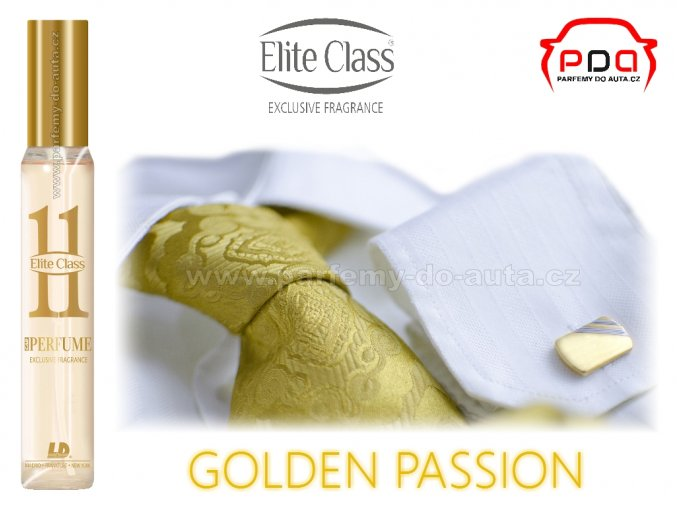 L&D Elite Class No. 11 Golden Passion One Million