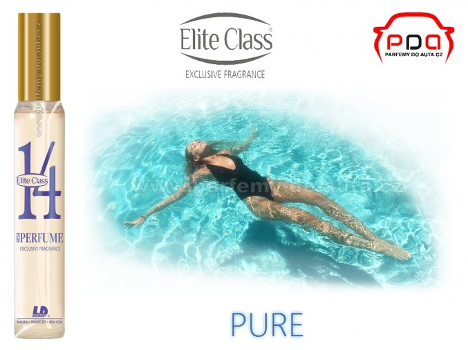 L&D Elite Class No. 14 PURE Pure Poison
